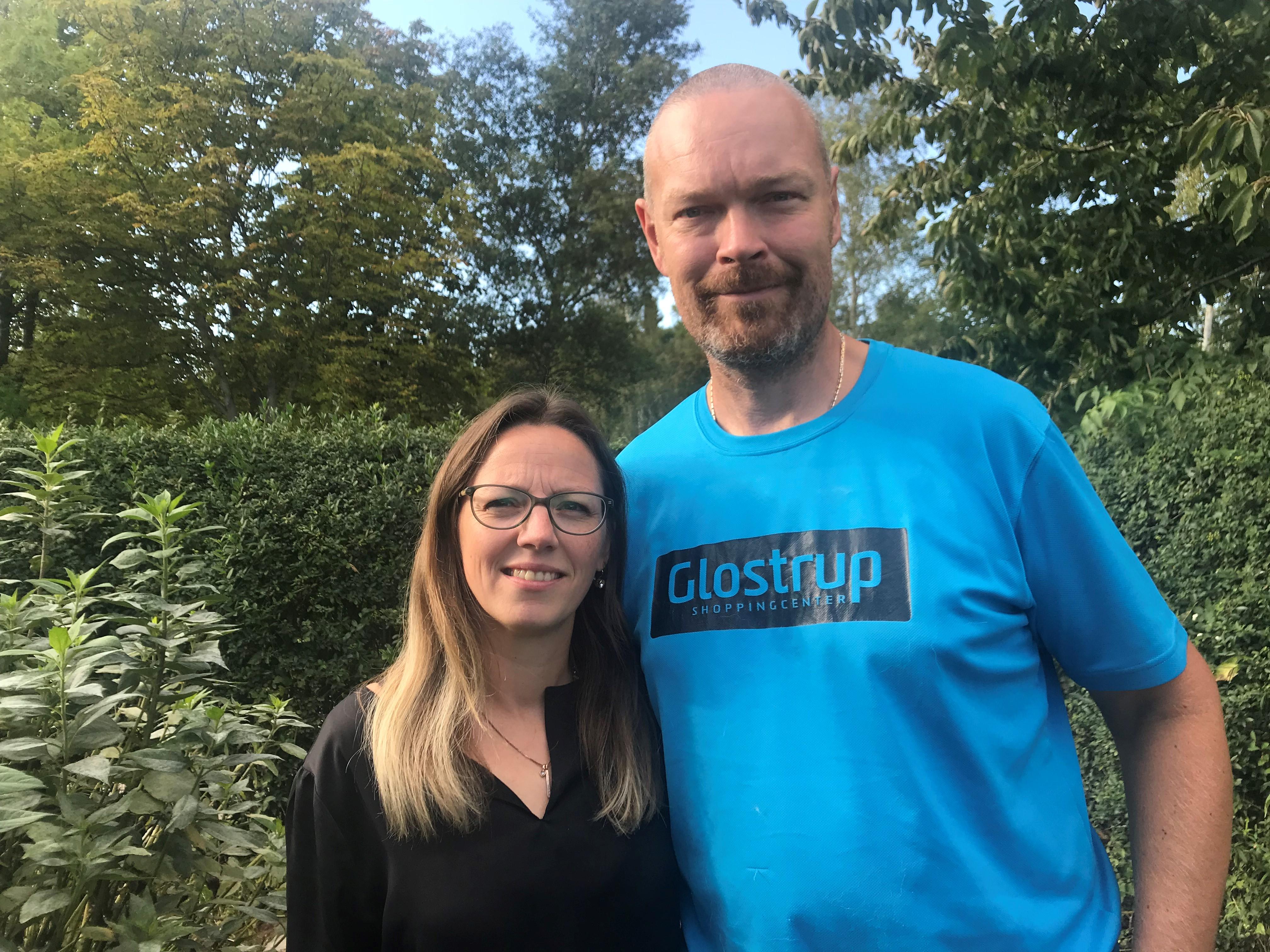 Både Lisbeth og Kenneth har fået nye roller i familien efter Kenneths sygdom.