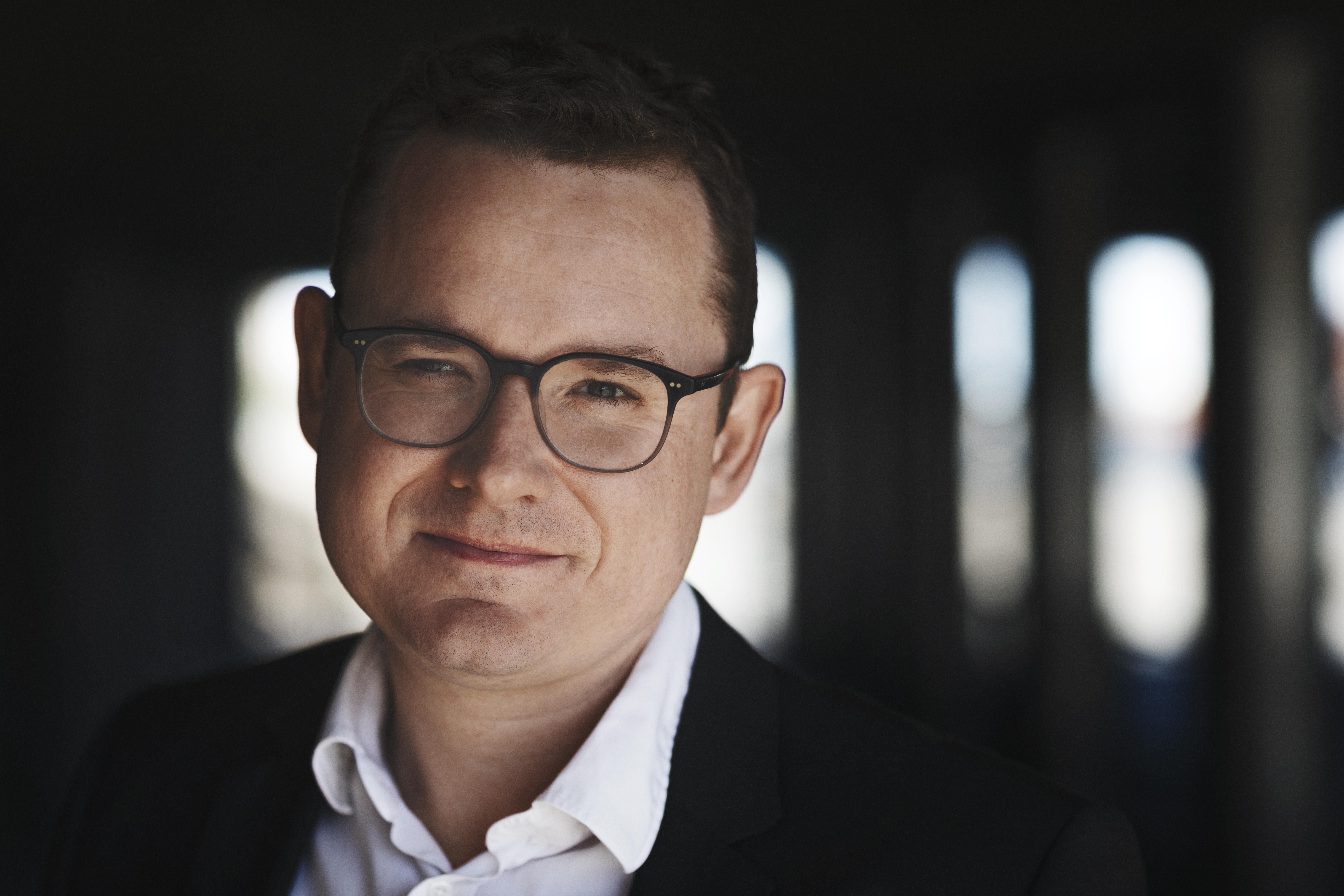 Mads Møller er i dag 36 år gammel (Foto: Büro Jantzen).