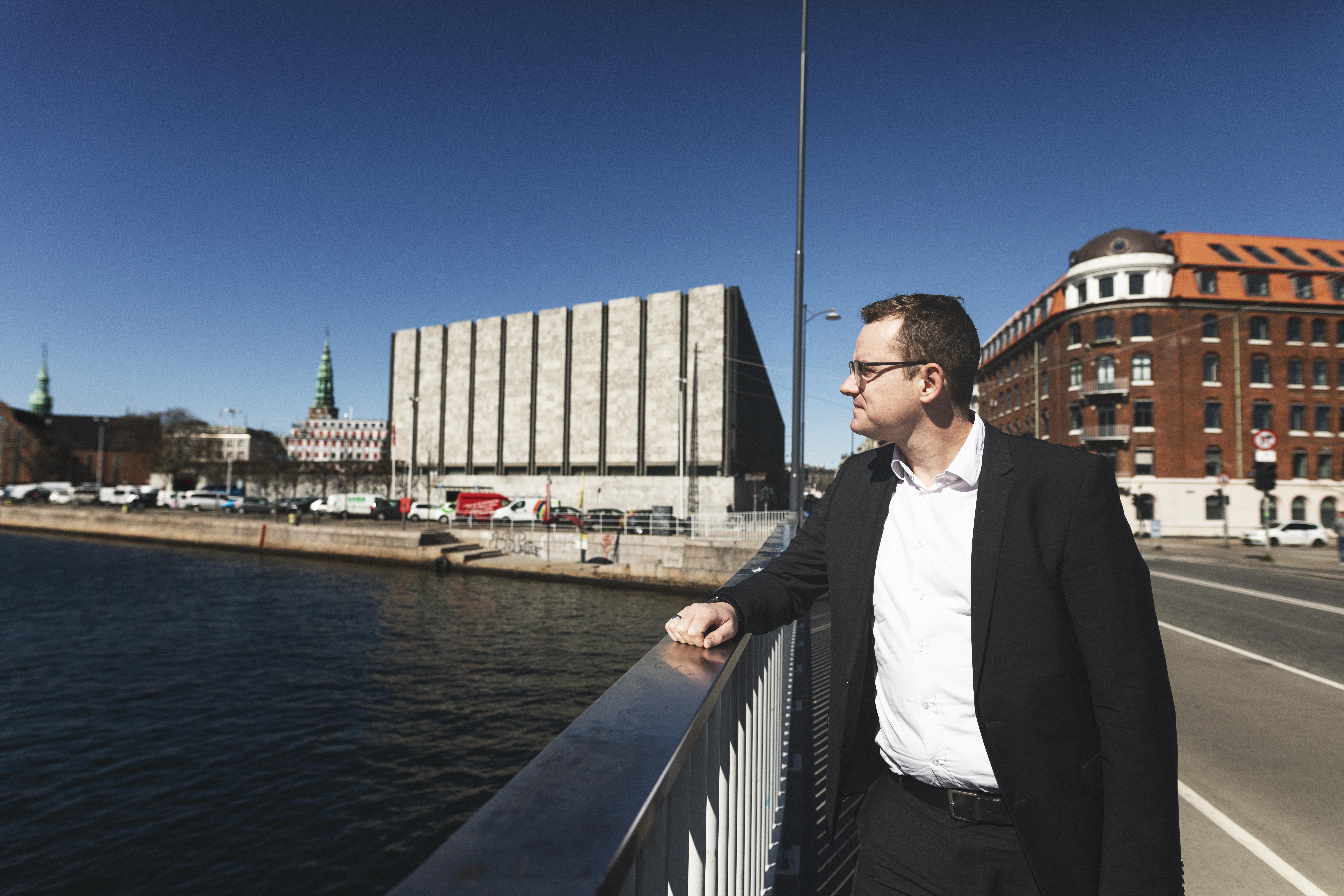 Mads Møller har haft meget få komplikationer efter sin transplantation (Foto: Büro Jantzen).